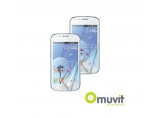 Kit 2 films protecteurs + 1 chiffon pour Samsung Galaxy Trend