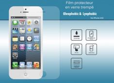 Film Protecteur iPhone 5/5S/5C/SE en Verre trempé PREMIUM