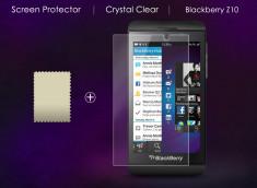 KIT avec 1 film protecteur + 1 chiffon Blackberry Z10