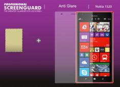 KIT avec 1 film protecteur anti-reflet + 1 chiffon Nokia Lumia 1520