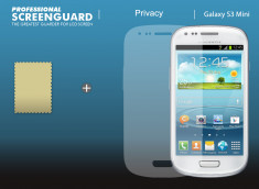 Film Protecteur Samsung Galaxy S3 mini Privacy