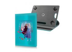 Etui Tablettes Universel 9-10 pouces - Frozen - Reine des Neiges
