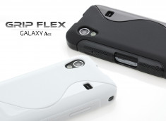 Coque Galaxy Ace Silicone Grip
