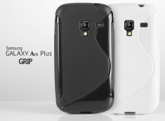 Coque Galaxy Ace Plus Silicone Grip
