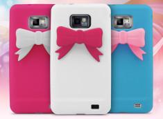 Coque Samsung Galaxy S2 - Petit Noeud