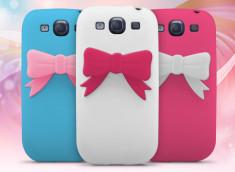 Coque Samsung Galaxy S3 - Petit Noeud