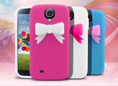 Coque Samsung Galaxy S4 Petit Noeud
