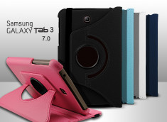 Etui Samsung Galaxy Tab 3 - 7.0 -  Spin 360