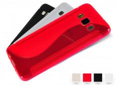 Coque Samsung Galaxy A3 Silicone Grip