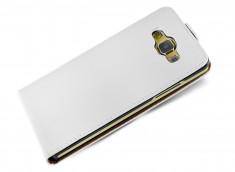 Etui Samsung Galaxy J1 Business Class- Blanc