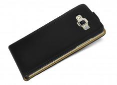 Etui Samsung Galaxy J1 Business Class-Noir