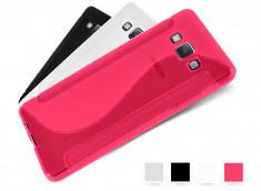 Coque Samsung Galaxy A5 Silicone Grip