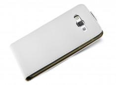 Etui Samsung Galaxy A7 Business Class- Blanc