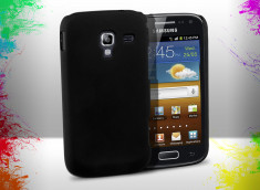 Coque Samsung Galaxy Ace 2 Pastel Case-Noir