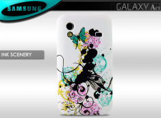 Coque Samsung Galaxy Ace Ink Scenery