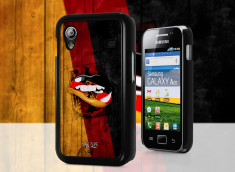 Coque Samsung Galaxy Ace Lips Coupe du Monde 2014-Germany