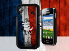 Coque Samsung Galaxy Ace Lips Coupe du Monde 2014-France