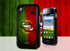 Coque Samsung Galaxy Ace Lips Coupe du Monde 2014-Portugal
