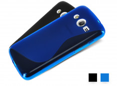 Coque Samsung Galaxy Core 4G Grip Flex