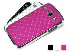 Coque Samsung Galaxy Core Luxury Leather