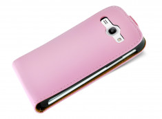 Etui Samsung Galaxy Core 4G Business Class-Rose