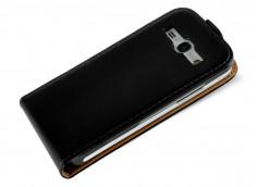 Etui Samsung Galaxy Core 4G Business Class-Noir