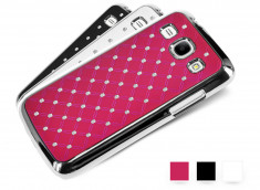 Coque Samsung Galaxy Core Plus Luxury Leather
