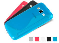 Coque Samsung Galaxy Express 2 Silicone Grip