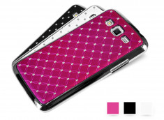 Coque Samsung Galaxy Grand 2 Luxury Leather