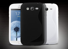 Coque Samsung Galaxy Grand Duos Silicone Grip