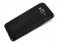 Coque Samsung Galaxy J5 2016 Silicone Grip-Noir