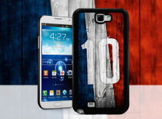 Coque Samsung Galaxy Note 2 Coupe du monde 2014-France