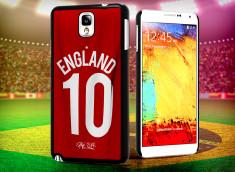 Coque Samsung Galaxy Note 3 Coupe du Monde 2014-Maillot England