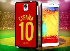 Coque Samsung Galaxy Note 3 Coupe du Monde 2014-Maillot Espana