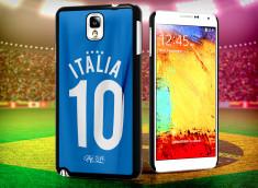 Coque Samsung Galaxy Note 3 Coupe du Monde 2014-Maillot Italia