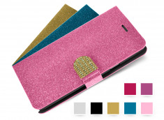 Etui Samsung Galaxy Note 4 Glam Color