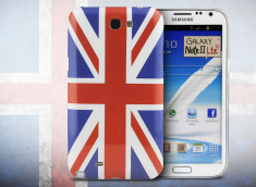 Coque Samsung Galaxy Note 2 - UK Flag