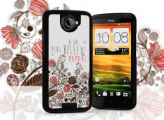 Coque HTC One X Little Bird