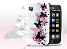 Coque Samsung Galaxy S Butterfly Flex