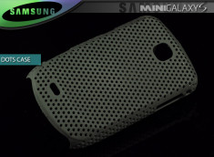 Coque Galaxy S Mini 5570 Dots Case