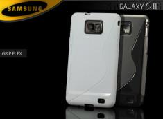 Coque Samsung Galaxy S2 Silicone Grip