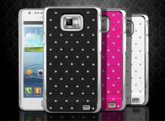Coque Samsung Galaxy S2 Luxury Leather