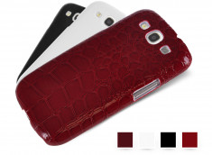 Coque Samsung Galaxy S3 Croco Gloss