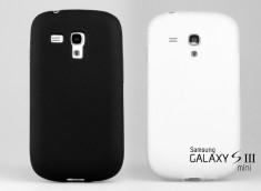 Coque Samsung Galaxy S3 Mini Silicone Opaque