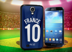 Coque Samsung galaxy S4 Coupe du monde 2014-Maillot France
