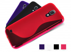 Coque Samsung Galaxy S4 Silicone Grip