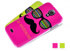 Coque Samsung Galaxy S4 Mr Moustache