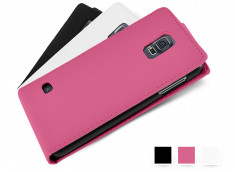 Etui Samsung Galaxy S5 Leather classic