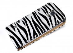 Etui Samsung Galaxy S5 Zebra