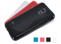 Coque Samsung Galaxy S5 Mini Grip Flex